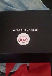 My beauty box un omaggio da kia