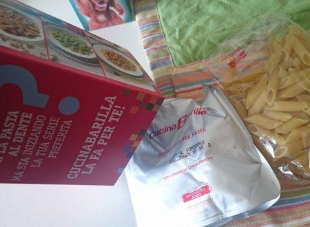 Cucinabarilla mezze penne al pomodoro