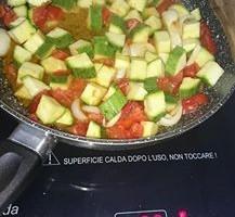 Le ricette di Ramy ✾ ✿ ❀ ❁ zucchine tricolore
