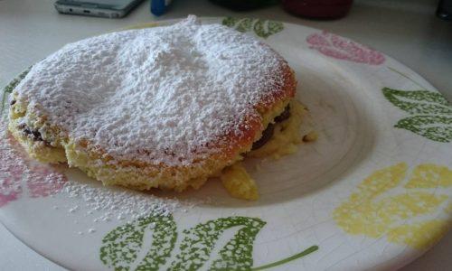 Le ricette di Ramy ✾ ✿ ❀ ❁ CrepeCake alla crema di nocciole
