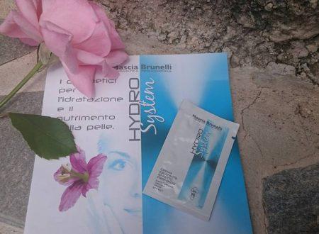Crema idratante hydro system