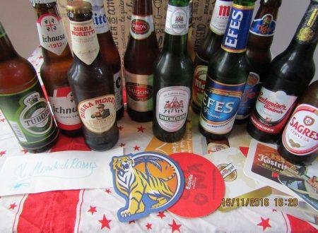 Degustazione con Birre Del Mondo