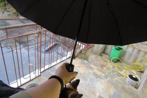 Ve lo consiglia Ramy *** ombrello con apertura/chiusura automatica
