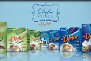 Dietor, tutto più dolce con Stevia