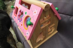 Te lo consiglia Ramy*** casetta in legno per bimbi