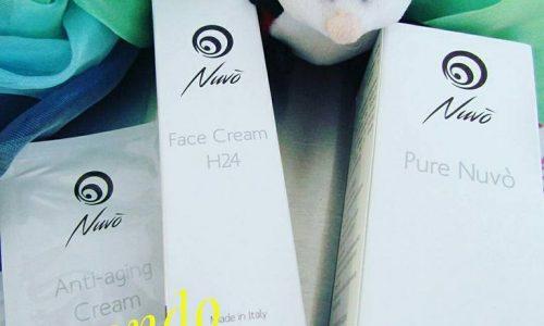 Prodotti biologici alla bava di lumaca Nuvò Cosmetics