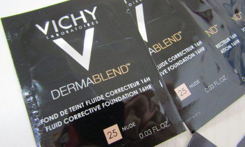 Dermablend la nuova linea cosmetica di Vichy
