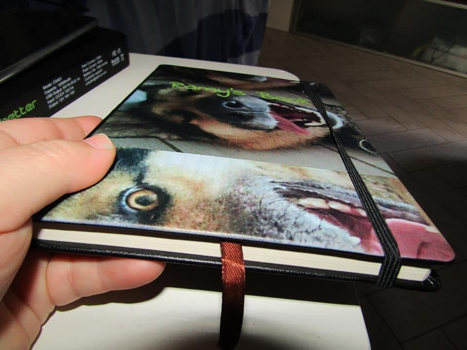 Il mio book personalizzato con GoCustomized
