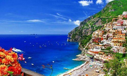 Costiera Amalfitana, un giorno dove tutto è colore