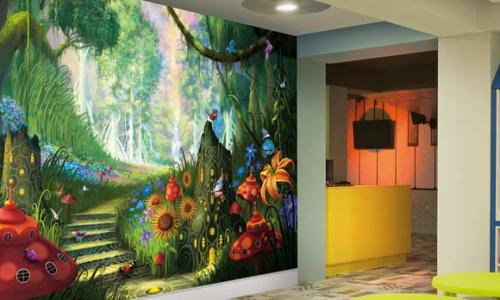 Wallsauce murales realizzati su misura per decorare la vostra casa