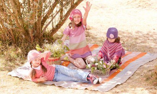 MeDeA collezione moda eco-friendly per donna e bambino (0-8 anni)