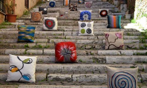 Elena kihlman il Design Nordico al Centro di Roma