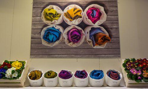 My scarf in a Box nuova apertura in via MonteNapoleone 14